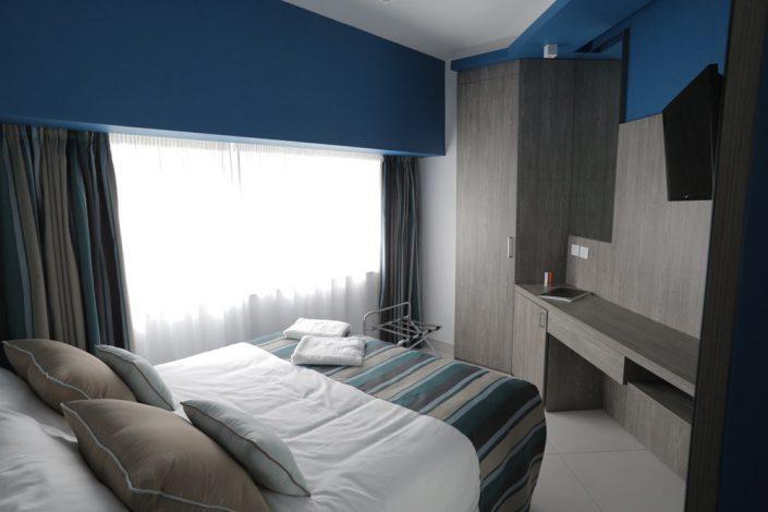 Arredo interni albergo Dubai Village di Camposano (NA)