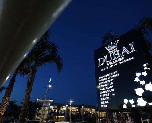 Progettazione interni Dubai Village di Camposano (NA)