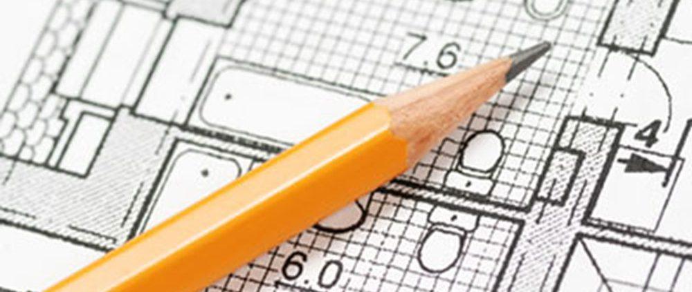 Annuncio di lavoro per architetti, geometri e interior design