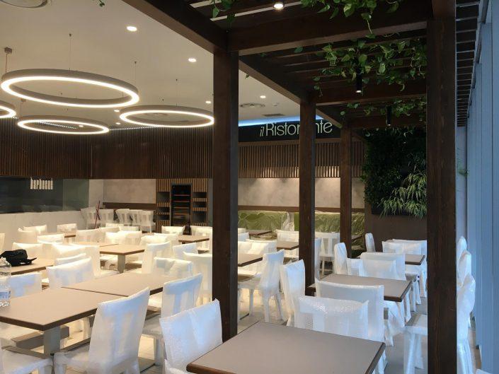 Interior Design - Il Ristorante (Pomigliano)
